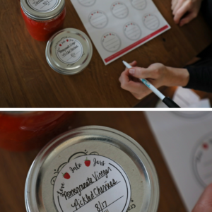 Why You Should Label Your Canning Jars - This great article explains why you need to label your canning jars to be organized and for safety!
